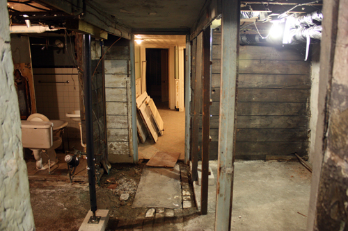 Take A Look At Our Scary Basement